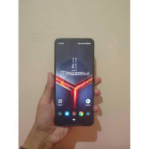 Hp Asus Rog Phone 2 Bekas Harga Rp 8 5 Juta Ram 8gb 128gb Murah Di Batu Tribunjualbeli Com
