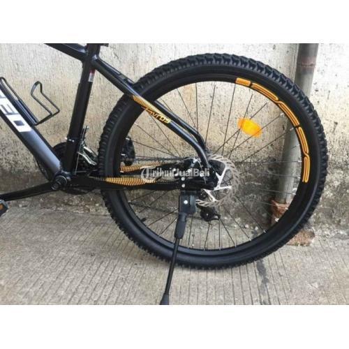 Sepeda Gunung United Stavros Ukuran 16 Second Normal Harga Nego - Bekasi