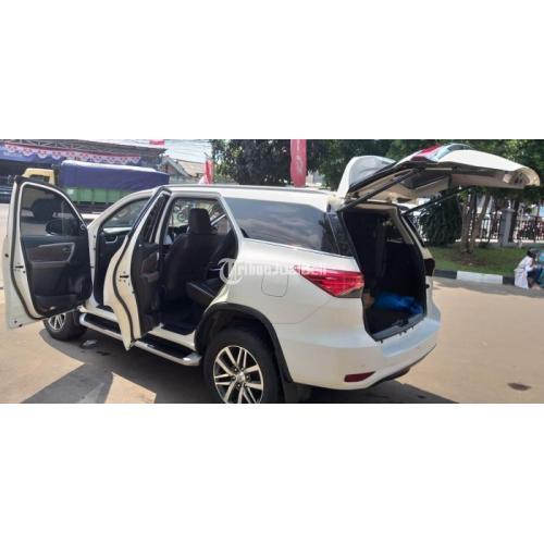 Mobil Toyota Fortuner VRZ Bekas Harga Rp 385 Juta Tahun 2017 Bisa Kredit - Bogor