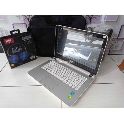 Laptop Gaming HP 14-V206TU I5-5005U Ram 4GB VGA Nvidia 2GB - Jogja