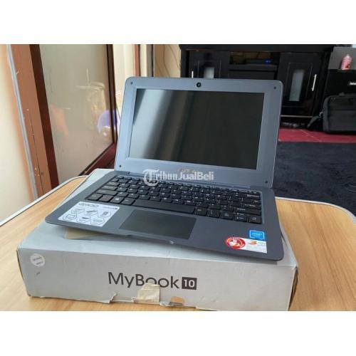 Netbook Axioo MyBook 10 Bekas Harga Rp 1,4 Juta Intel Celeron Lengkap Murah - Jakarta