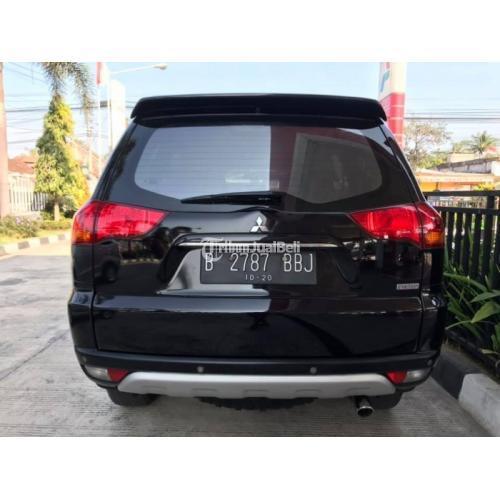 Mobil Bekas Mitsubishi Pajero Sport Exced 2010 Terawat Surat Lengkap Harga Murah - Klaten
