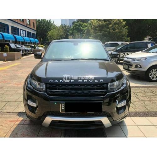 Mobil Bekas Range Rover Evoque Dyn Lux 2012 Tangan1 Harga Nego - Jakarta