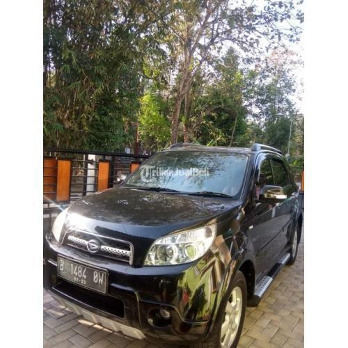 Harga Mobil Daihatsu Terios TX Adventure Bekas Rp 99 Juta Tahun 2009 Manual Murah - Yogyakarta