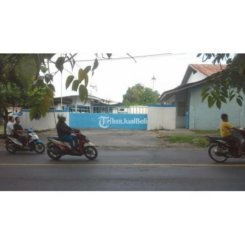 Jual Pabrik 4183m2 di Bitung Kota Manado Ada SHM Harga Nego - Sulawesi Utara