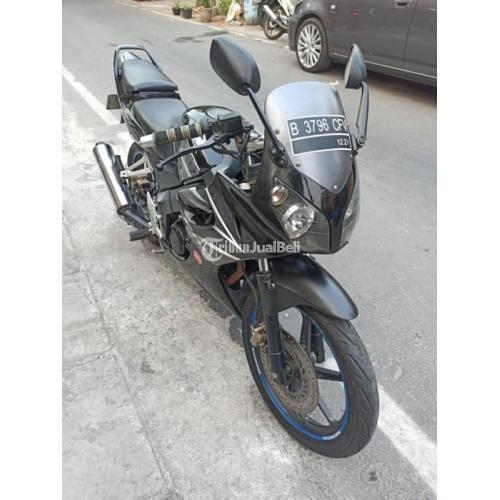 Motor Bekas Honda CBR Old CBU Thailand 2008 Tangan1 Surat Lengkap - Jakarta