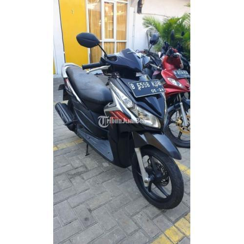 Motor Bekas Honda Vario Techno CBS 2009 Mulus Surat Lengkap - Jakarta