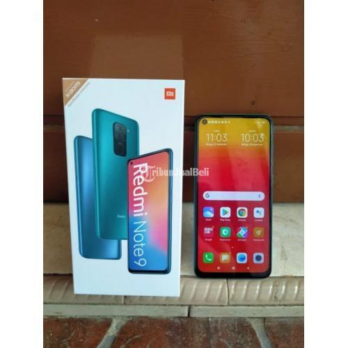 Harga HP Redmi Note 9 Bekas Rp 2,3 Juta Ram 4GB 64GB Murah Lengkap - Makassar