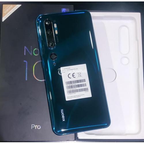 Harga HP Xiaomi Mi Note 10 Pro Bekas Rp 6,7 Juta Ram 8GB 256GB Murah - Makassar