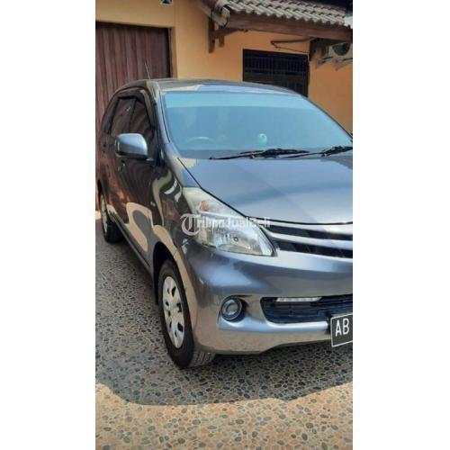 Harga Mobil Toyota Avanza E Bekas Rp 106,5 Juta Tahun 2015 Manual Normal - Jogja