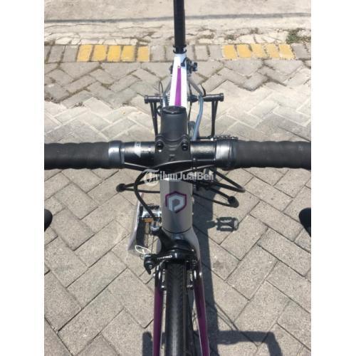 Sepeda Polygon Strattos S2 Size S Bekas Mulus Terawat Harga Nego - Surabaya