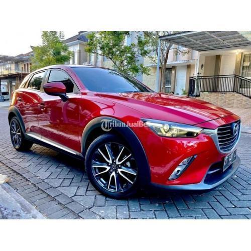 Harga Mobil Mazda CX-3 Bekas Rp 295 Juta Nego Tipe Touring Tahun 2017 Murah - Balikpapan