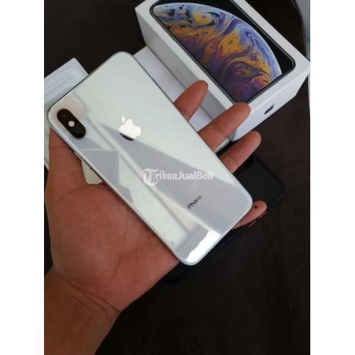 Harga HP Iphone XS Max 256GB Bekas Rp 9,65 Juta Lengkap Icloud Aman Murah - Bali