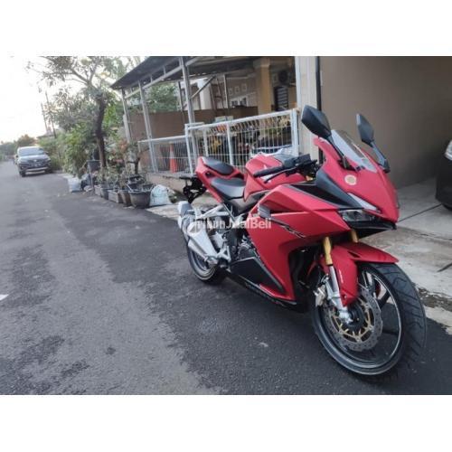 Harga Motor Honda CBR 250RR Bekas Rp 57 Juta Nego Tahun 2020 ABS Normal - Banten