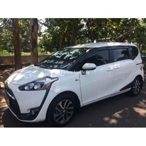 Harga Mobil Toyota Sienta G Bekas Rp 158 Juta Tahun 2016 Matic Murah - Bekasi
