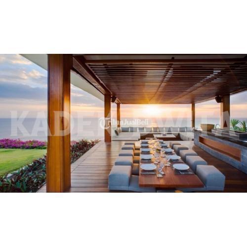 Dijual Villa Mewah Cliff Fornt Tebing Suluban Uluwatu Pecatu - Badung