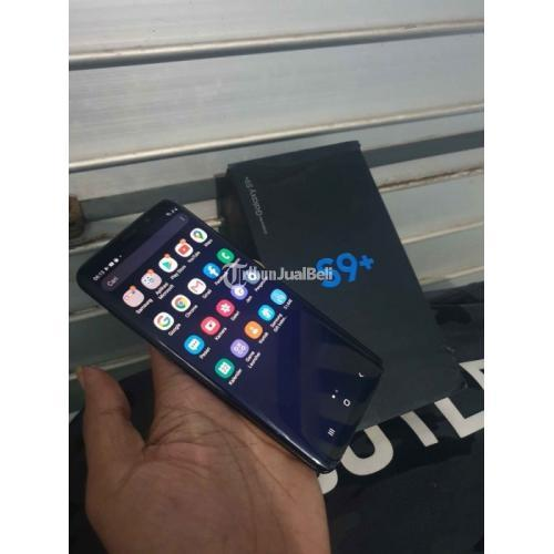 HP Bekas Samsung S9 Plus 6/256GB Mulus Fullset Normal Harga Nego - Salatiga
