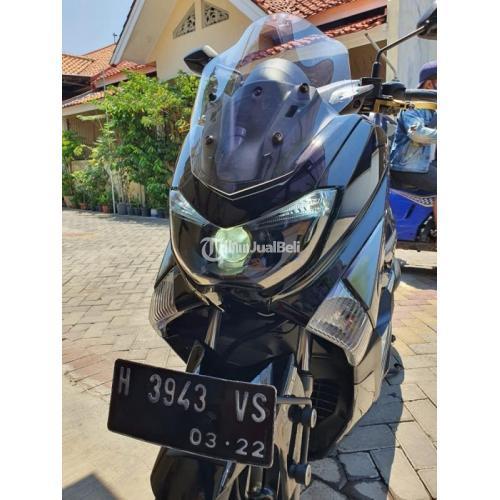 Motor Bekas Yamaha NMax ABS 2017 Surat Lengkap Normal Harga Murah - Semarang
