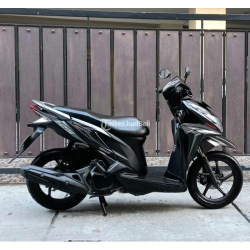 Motor Bekas Vario ESP 125 2012 Surat Lengkap Pajak Baru Harga Murah - Jogja