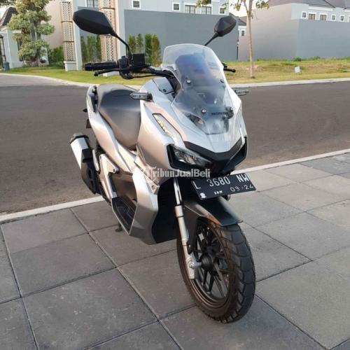Motor Bekas Honda ADV 150 2019 Sehat Lengkap Pajak Baru Harga Murah - Surabaya