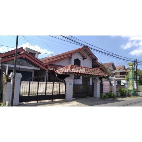 Jual Rumah 2 Lantai Murah di Ngaglik Sleman Strategis Unfurnished - Yogyakarta
