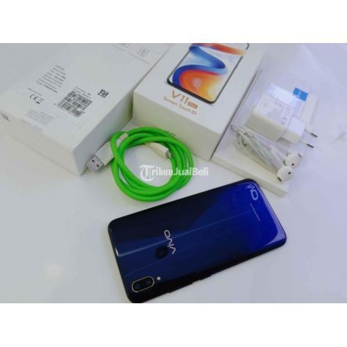 Harga HP Vivo V11 Pro Bekas Rp 2,15 Juta Ram 6GB 64GB Murah Lengkap - Jogja