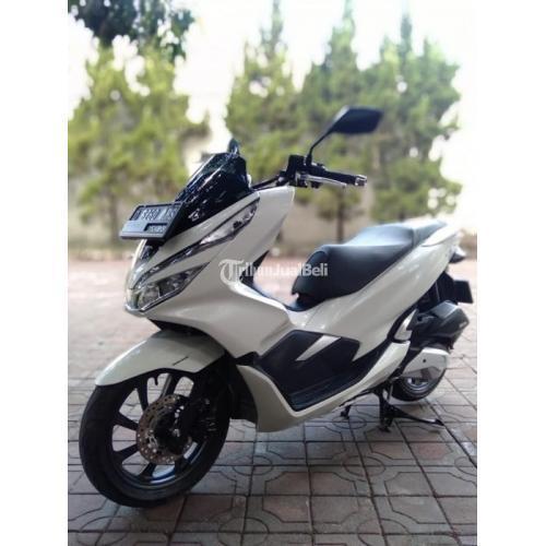 Harga Motor Honda PCX Bekas Rp 24,5 Juta Tahun 2018 Matic Murah Normal - Bandung