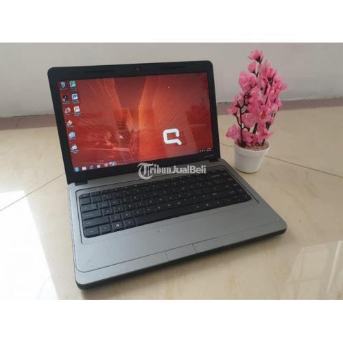 Laptop Bekas Compaq CQ43 Core i3 Mulus No Kendala Harga ...