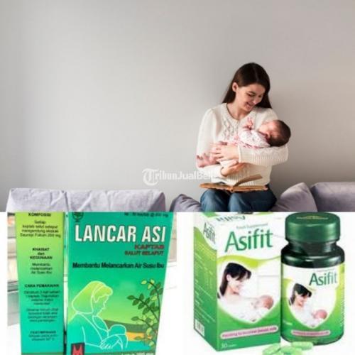 Asifit Lancar Asi Suplemen Ibu Menyusui Harga Murah - Yogyakarta