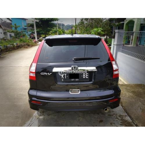 Mobil Honda CR-V 2.4 Bekas Harga Rp 139 Juta Nego Matic Murah Tahun 2008 Normal - Samarinda