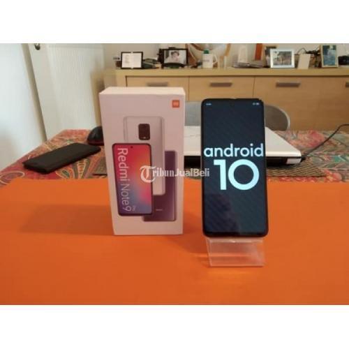 HP Redmi Note 9 Pro Bekas Harga Rp 3,6 Juta Ram 8GB 128GB Murah Lengkap - Samarinda