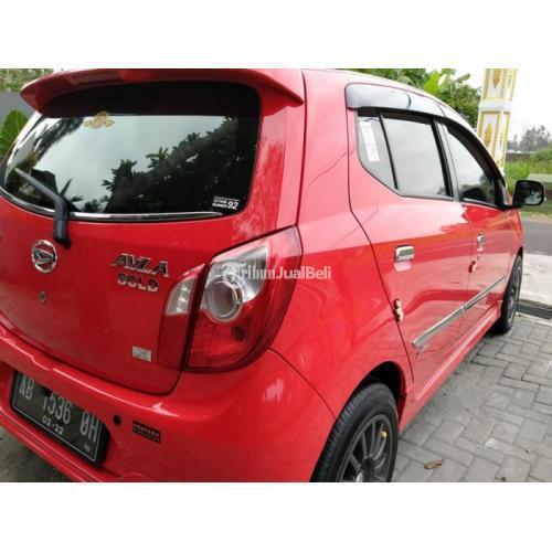 Mobil Daihatsu Ayla X Bekas Harga Rp 89 Juta Nego Tahun 2017 Manual Murah - Sleman
