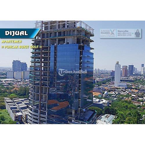 Dijual Apartemen Puncak Bukit Golf 25th Floor, 2 BR Luas 52m2 - Surabaya