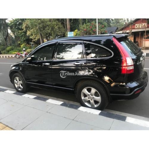 Mobil Bekas Honda CRV 2.0 Matik Surat Lengkap Pajak hidup Harga Murah - Tangerang