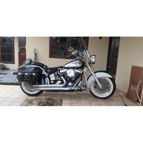 Moge Bekas Harley Davidson Heritage Softtail Special 1995 Mulus Harga Nego - Depok