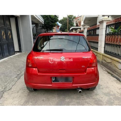 Mobil Suzuki Swift GL Bekas Harga Rp 82,5 Juta Tahun 2006 CBU Normal Murah - Bandung
