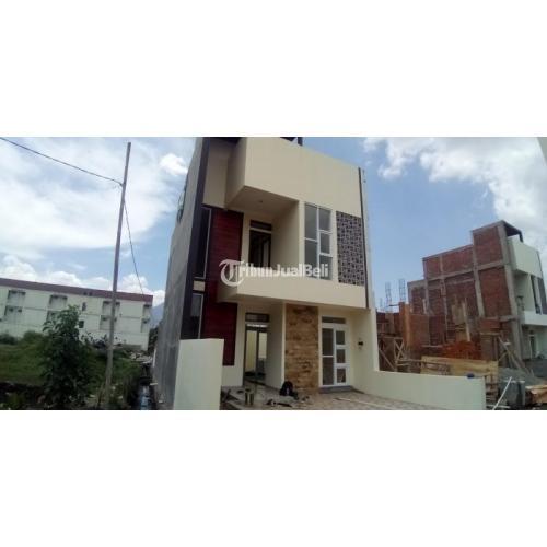 Dijual Rumah 2 Lantai Modern Smarthome Payileukan Lokasi Strategis - Bandung