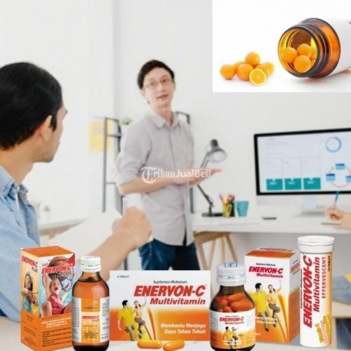Enervon C Plus, Vitamin Untuk Daya Tahan Tubuh Di Apotik - Yogyakarta