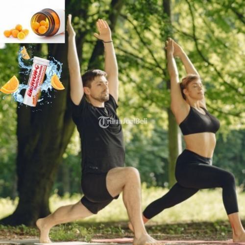 Enervon C Sirup, Vitamin C Yang Bagus Untuk Daya Tahan Tubuh - Jogja