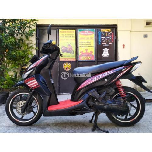 Motor Bekas Honda Vario 2008 CW Tangan 1 Siap Pakai Harga Nego - Surabaya