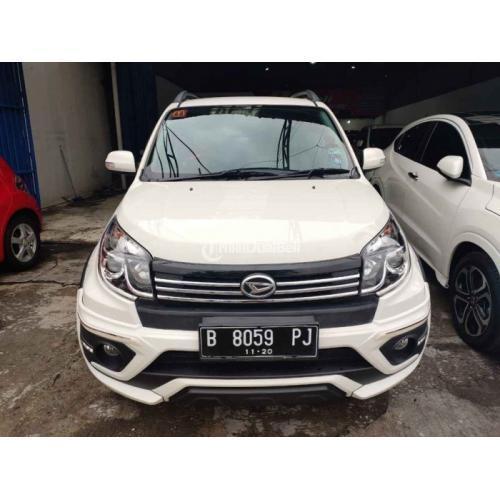 Mobil Bekas Daihatsu Terios R Matik 2015 Mesin Kering Tangan1 Harga Murah - Bekasi