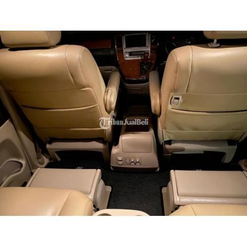 Mobil Bekas Toyota Alphard V6 3.0 2006 Full Orisinil Pajak On Harga Nego - Jakarta