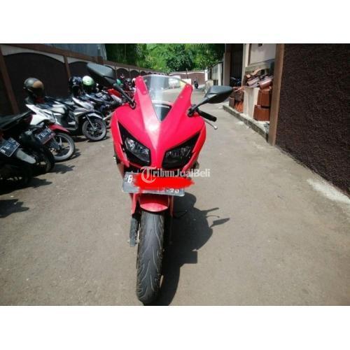 Motor Bekas Honda CBR 150 2015 Mulus Surat Lengkap Harga Nego - Jakarta