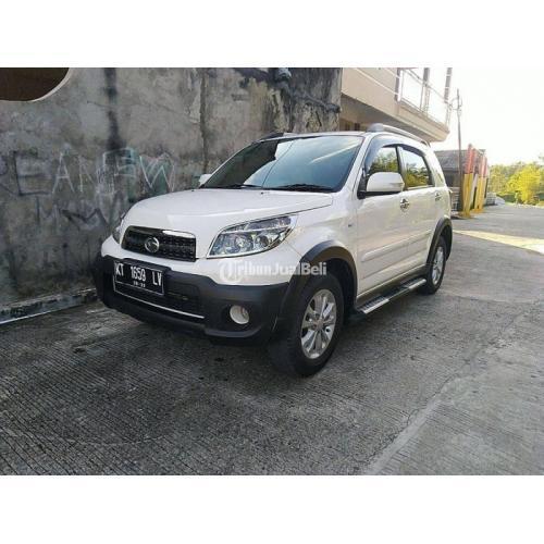 Mobil Daihatsu Terios Adventure Bekas Harga Rp 138 Juta Tahun 2013 Murah - Balikpapan