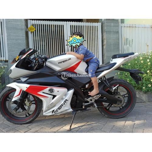 Motor Bekas Minerva RX150 2016 Surat Lengkap Harga Nego - Sidoarjo