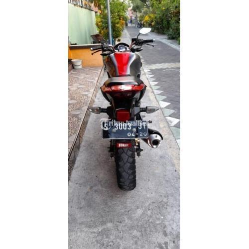 Motor Bekas Yamaha Vixion 2015 Mesin Standar Halus Normal Harga Murah - Lamongan