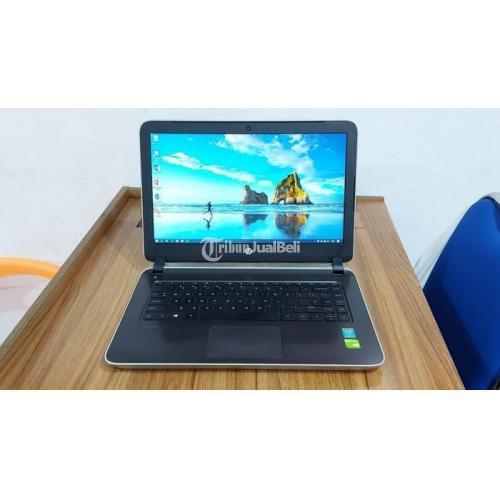 Laptop Hp Pavilion 14 Bekas Harga Rp 3 5 Juta Core I5 Ram 8gb Murah Di Surabaya Tribunjualbeli Com