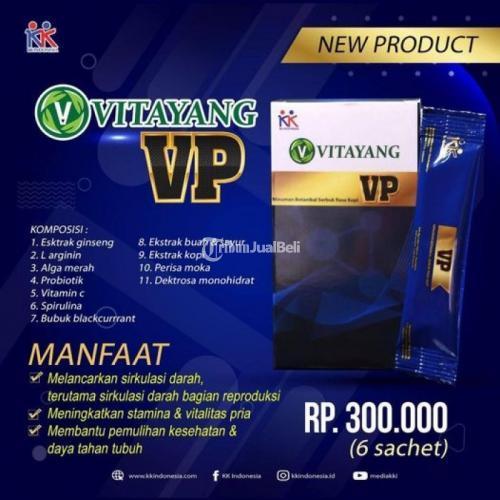 Vitayang VP Suplemen Khusus Pria - Bandung