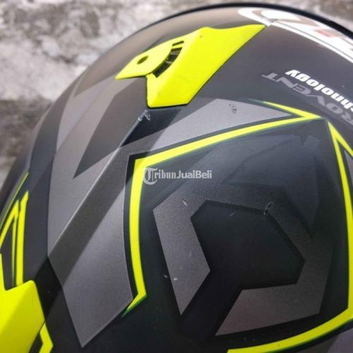 Helm Full Face NHK GP PRO Size M Bekas Bagus Busa Aman Harga Nego - Jogja