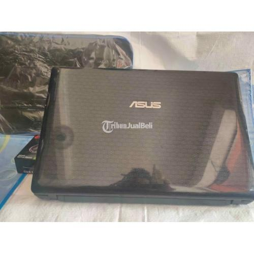 Laptop Asus Core i5 Gaming Ram 8Gb Dual VGA Bekas Normal Harga Murah - Surabaya